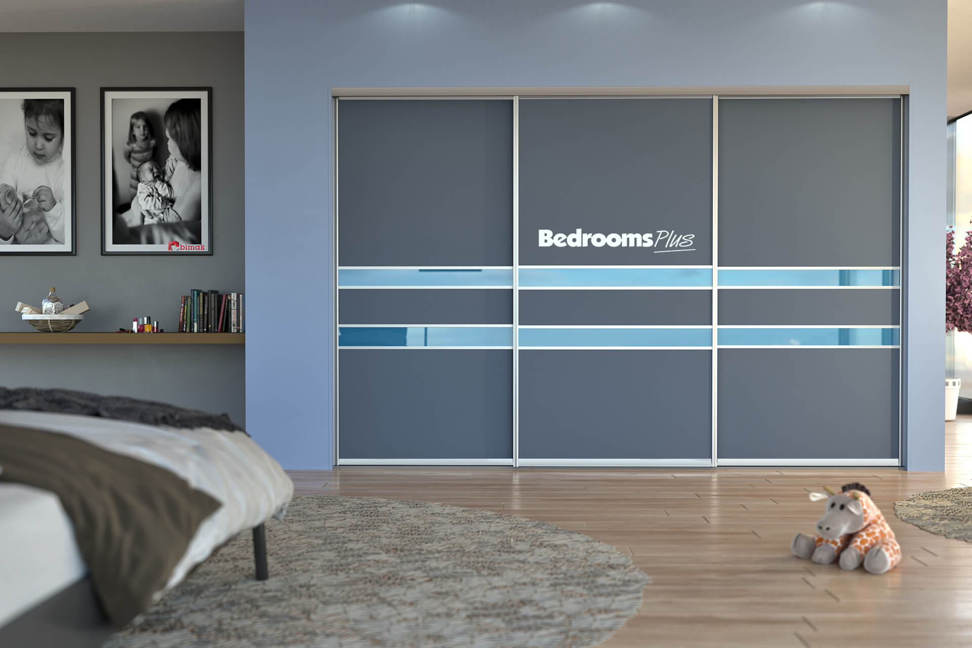 Bedrooms Plus company