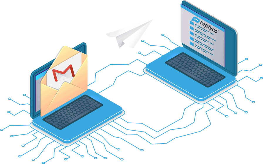 Gmail Integration - Replyco Helpdesk for eCommerce