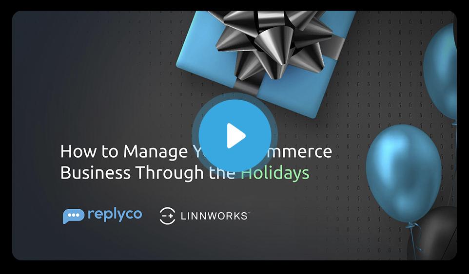 Manage eCommerce Business