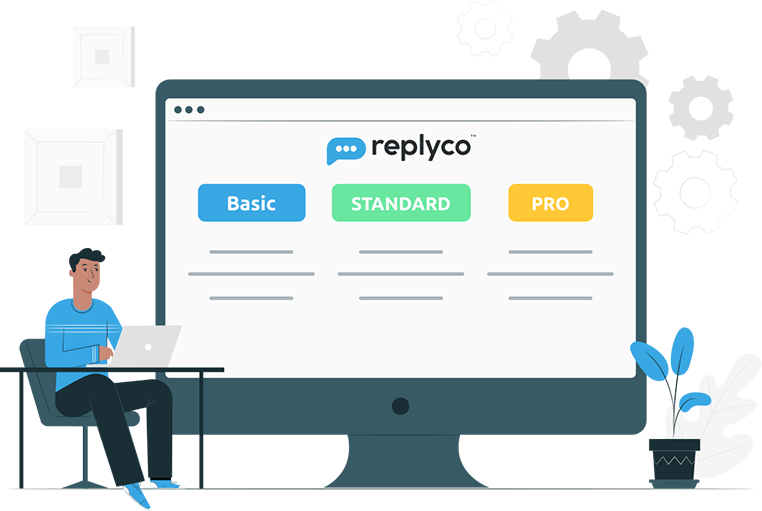 Affordable Pricing - Replyco vs Gorgias - Replyco Helpdesk for eCommerce