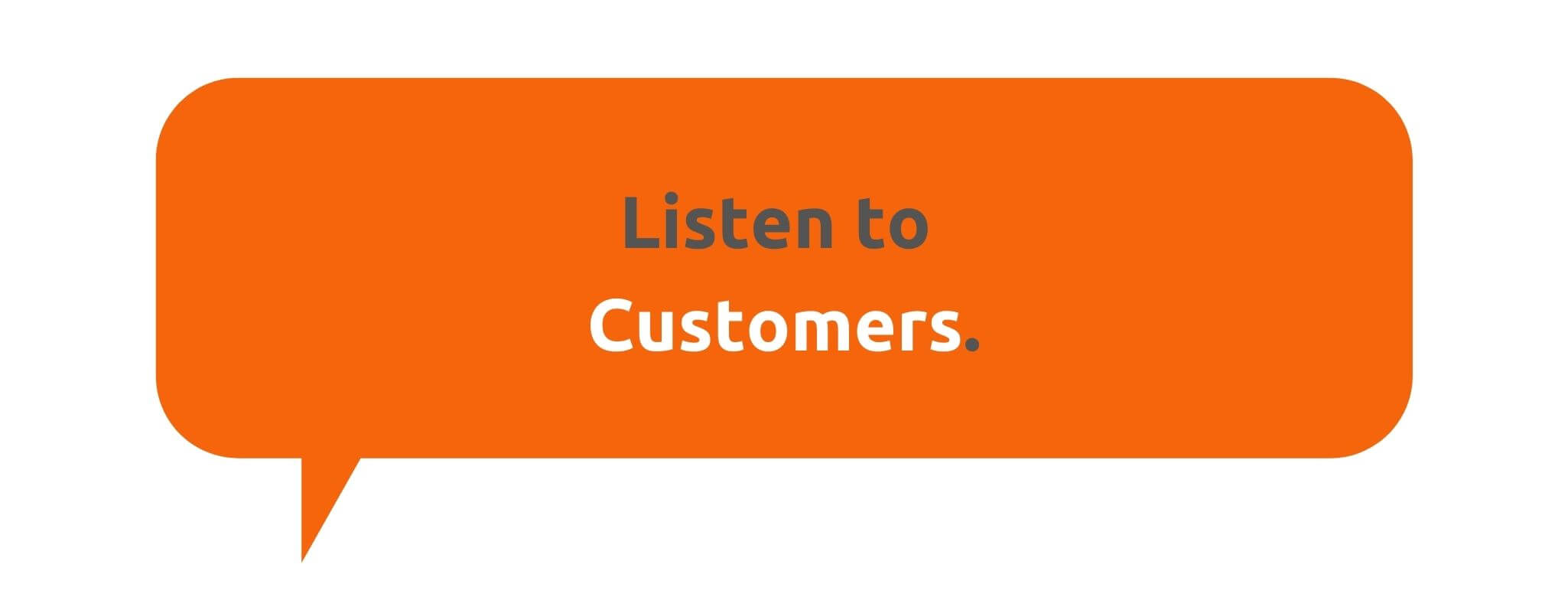 Listen to Customers - How to Run a Customer-Centric Business - Replyco Helpdesk Software for eCommerce