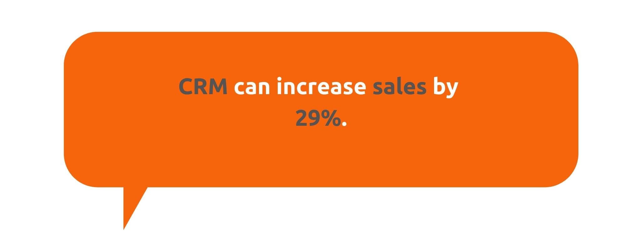 CRM Can Increase Sales - 50+ CRM Stats - Replyco Helpdesk Software for eCommerce