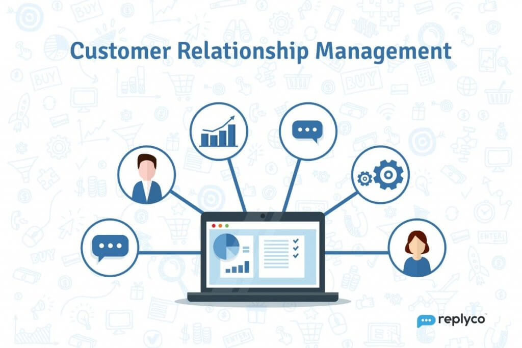 50+ CRM Stats Sellers Need to Know - 50+ CRM Stats - Replyco Helpdesk Software for eCommerce