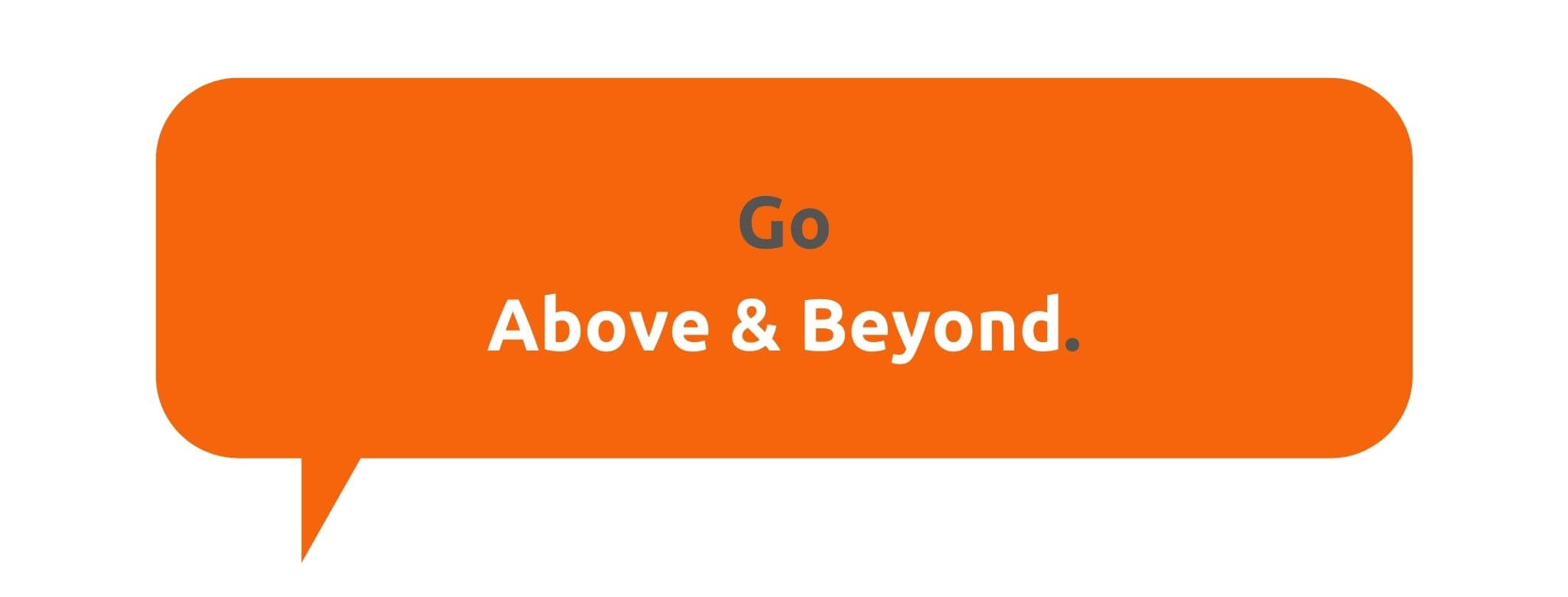 Go Above and Beyond - How to Run a Customer-Centric Business - Replyco Helpdesk Software for eCommerce