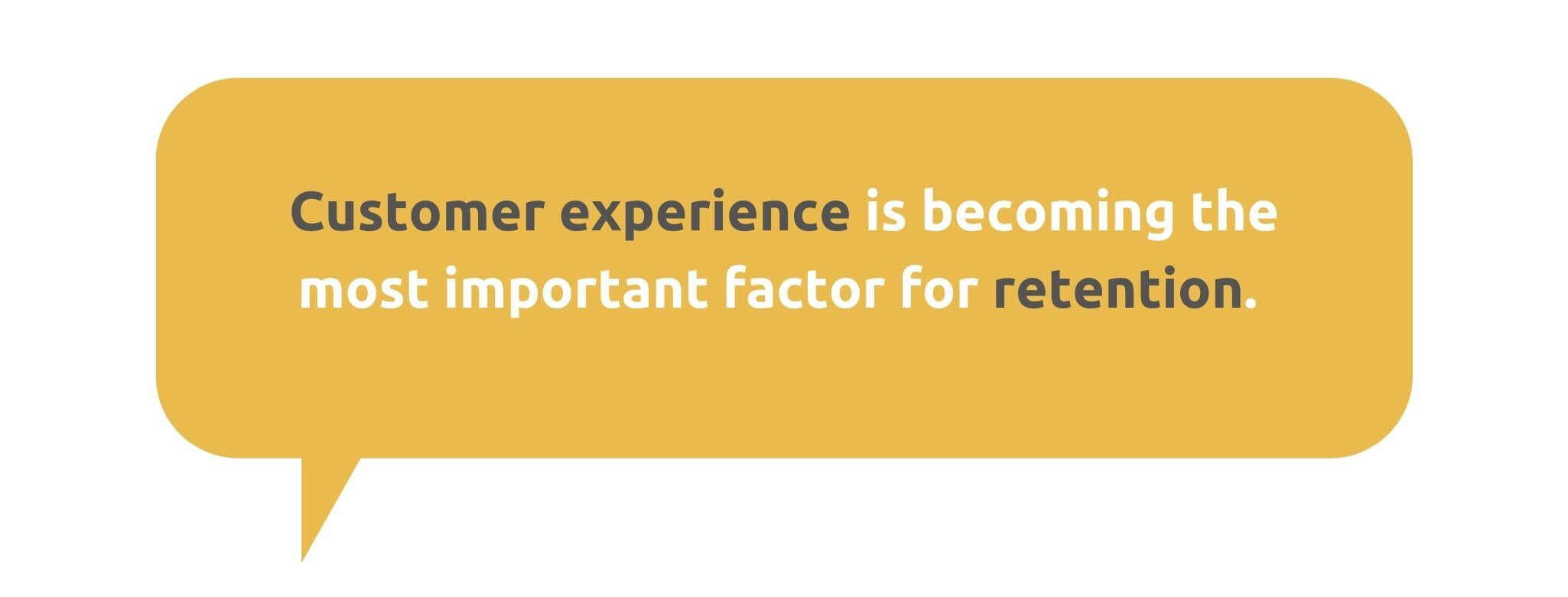 Customer Experience Is Crucial to Retention - 50+ CRM Stats - Replyco Helpdesk Software for eCommerce