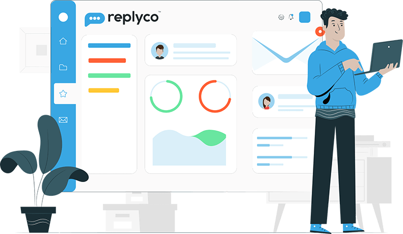 Get Unlimited Users with Replyco Helpdesk for eCommerce