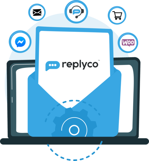 One Inbox — Everything you need - Replyco Helpdesk for eCommerce