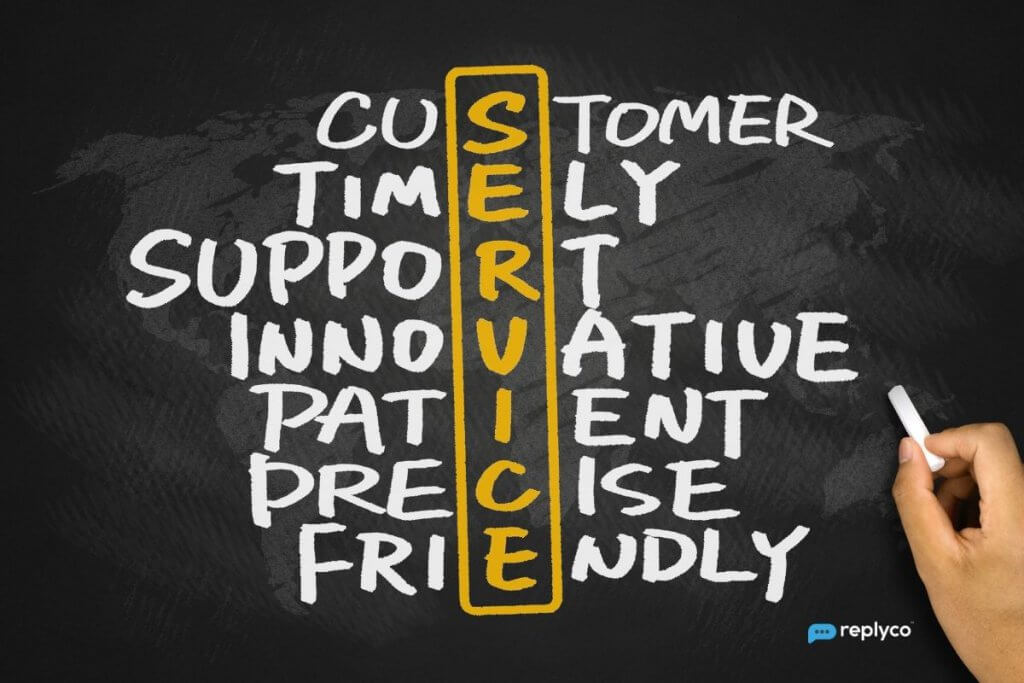 35 Things Every Seller Should Do to Offer Great Customer Service - Replyco Helpdesk for eCommerce