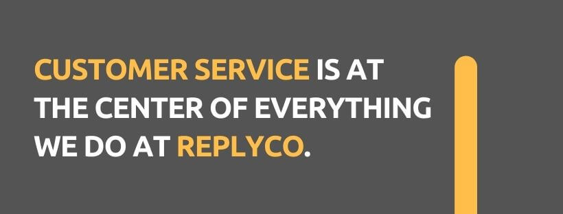 Replyco - 15 Companies with Amazing Customer Service - Replyco Helpdesk Software for eCommerce