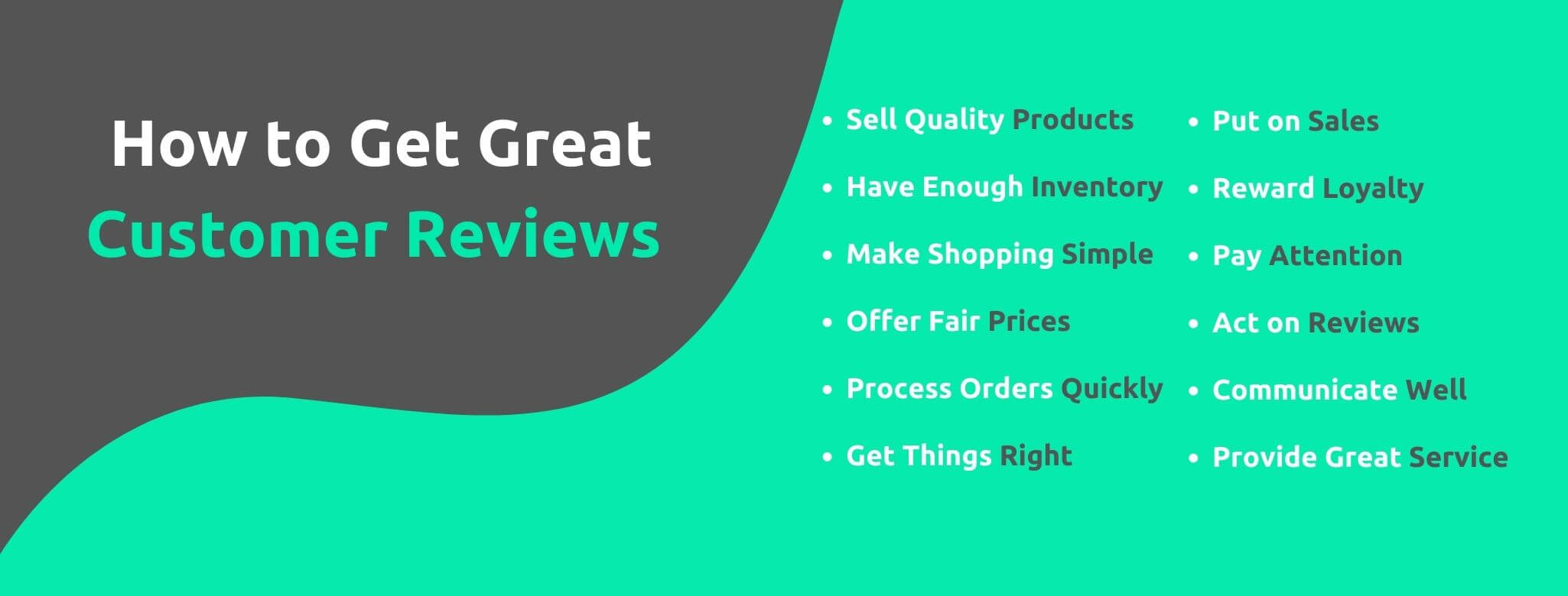 How to Get Great Customer Reviews - How to Get Great Customer Reviews - Replyco Helpdesk Software for eCommerce