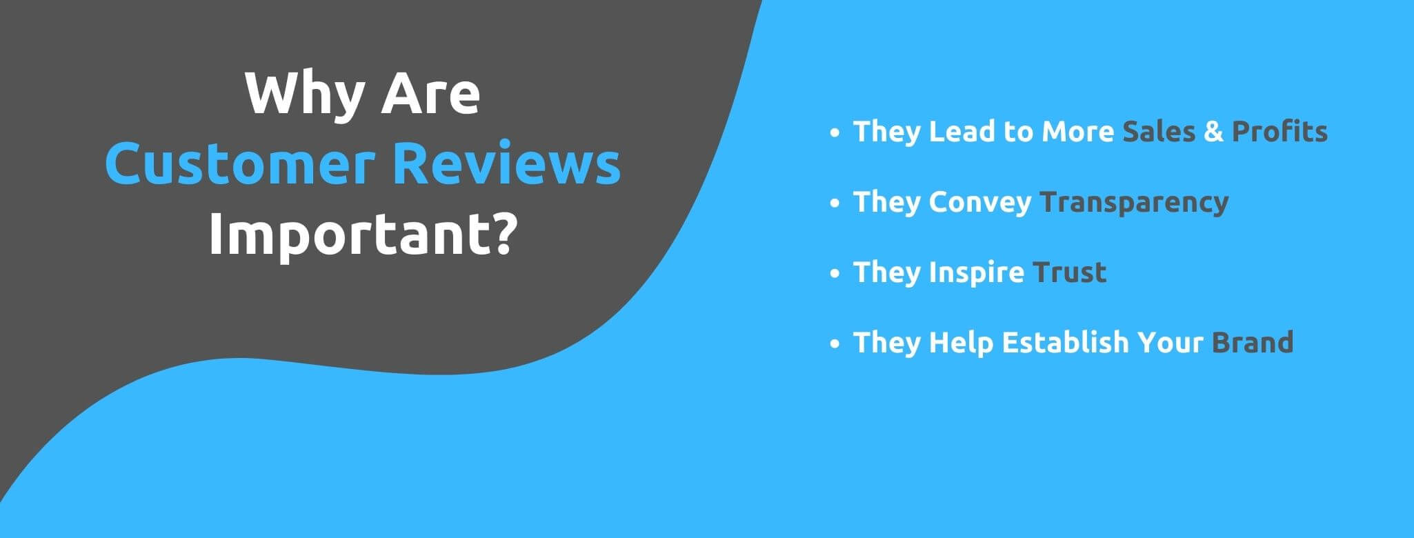 Why Are Customer Reviews Important? - How to Get Great Customer Reviews - Replyco Helpdesk Software for eCommerce
