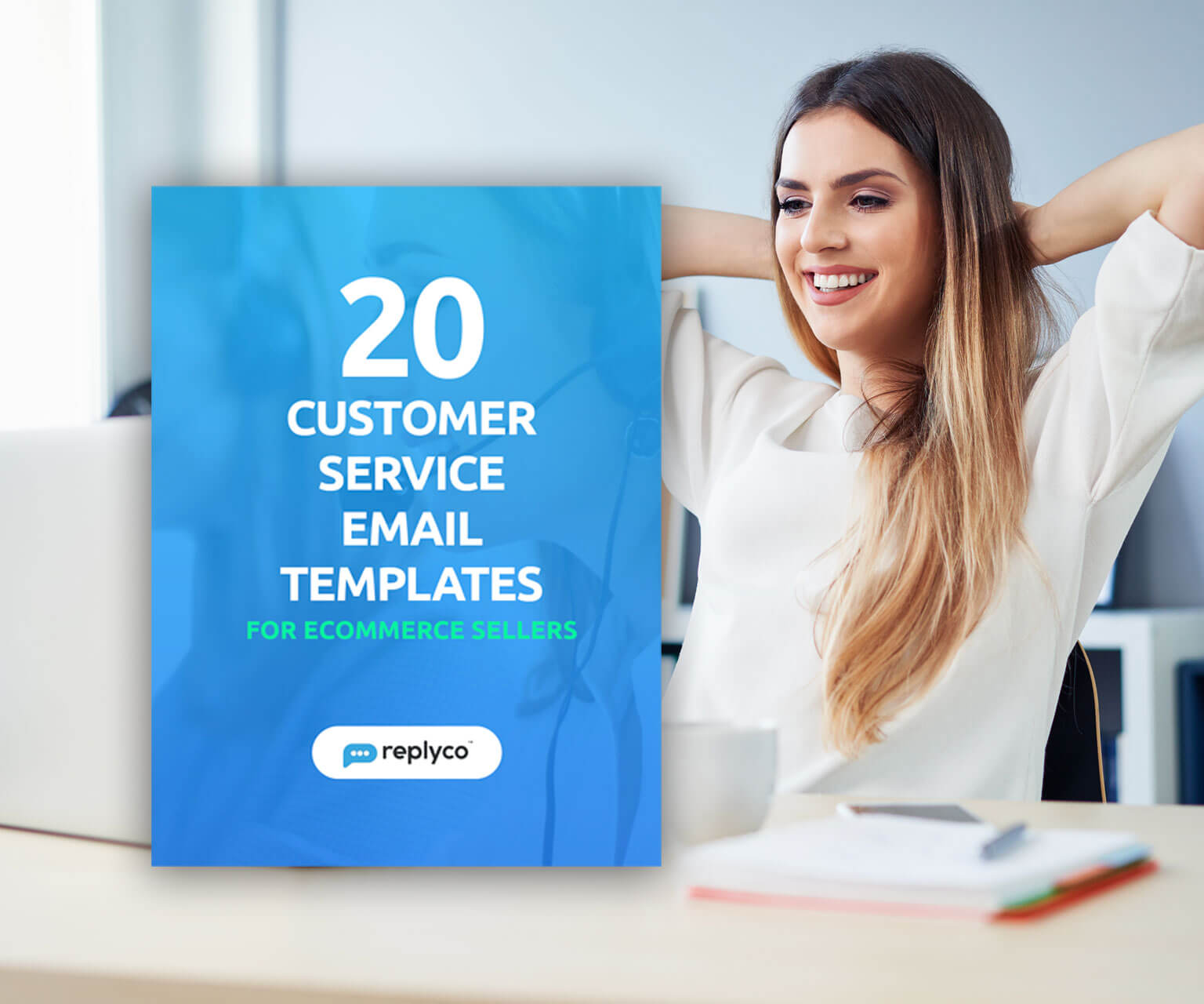Replyco Helpdesk 20 Customer Service Email Templates