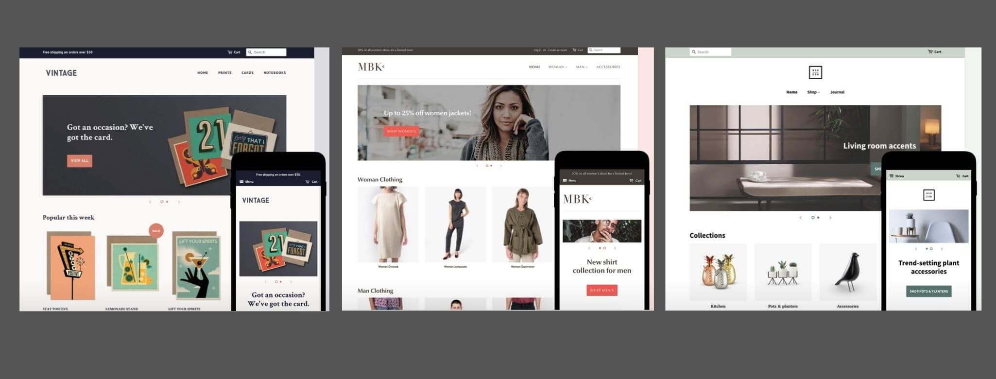 Minimal - The 4 Top-Rated Free Shopify Themes - Replyco Helpdesk Software for eCommerce
