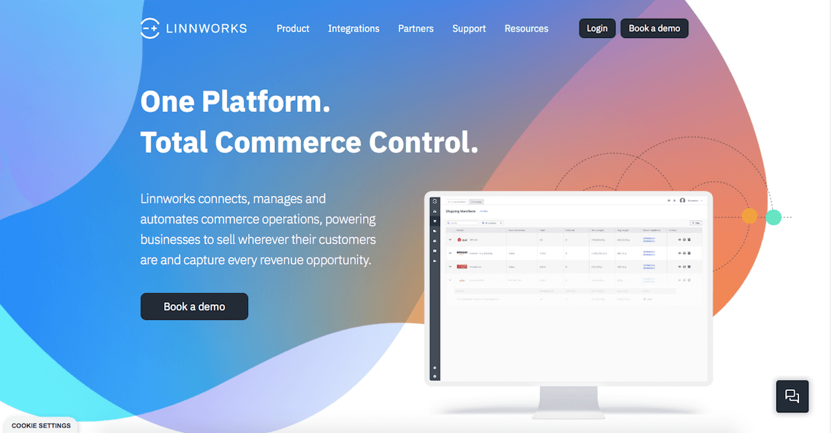 Linnworks - Top 3 Channel Management Tools for eCommerce Sellers - Replyco Helpdesk Software for eCommerce