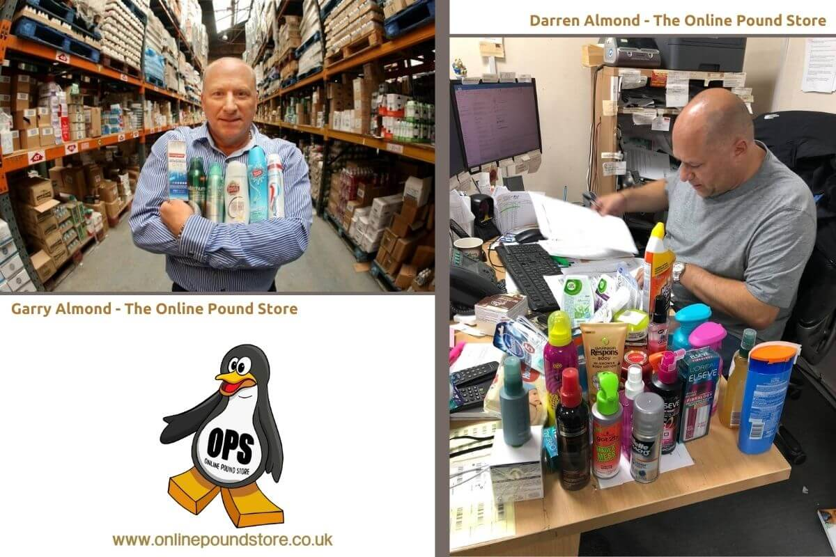Garry & Darren Almond - How The Online Pound Store Achieved 3 Keys to eCommerce Success - Replyco Helpdesk Software for eCommerce