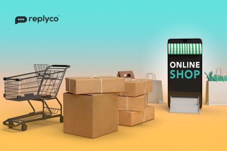 Social Media eCommerce - Replyco Helpdesk Software for eCommerce